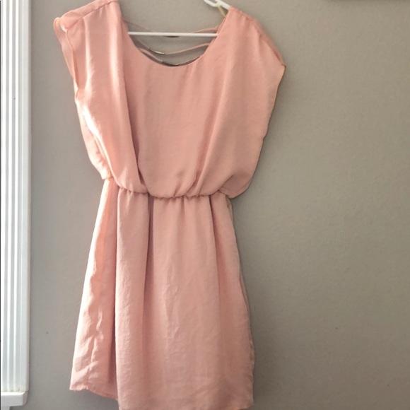 City Triangles Dresses & Skirts - Pink shirt dress
